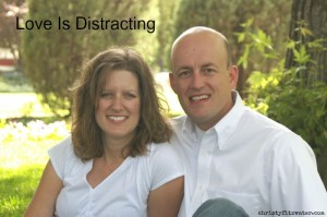 Live distracted.  -christyfitzwater.com